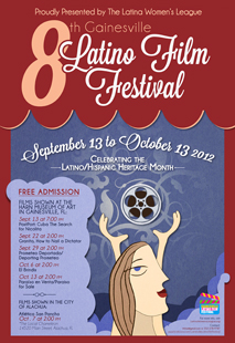 8th Gainesville Latino Film Festival